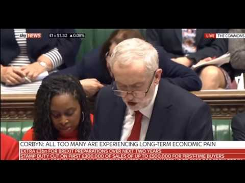 Thumbnail: Jeremy Corbyn Knee Capped By Fake News on BBC; Retracted on Twitter, What About On Primetime