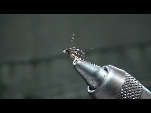 Tying a Simple and Effective Wet Fly