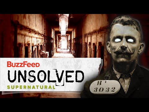 The Captive Spirits Of Eastern State Penitentiary