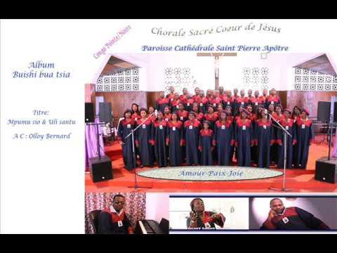 Chorale Sacre Coeur Pointe Noire Congo (Mpumu sio)