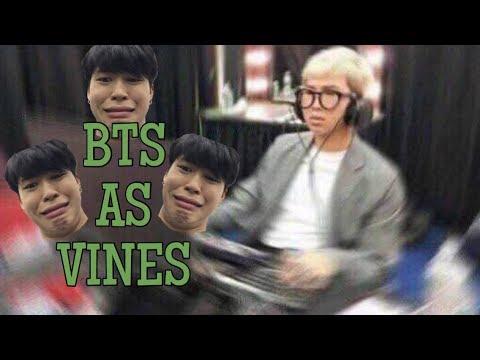 [BTS] BTS As Vines