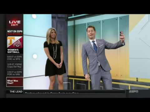 Sara Walsh, Nicole Briscoe, Linda Cohn | ESPN