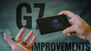 HOW CAN LG IMPROVE THE G7 & MAKE THE V40 BETTER?