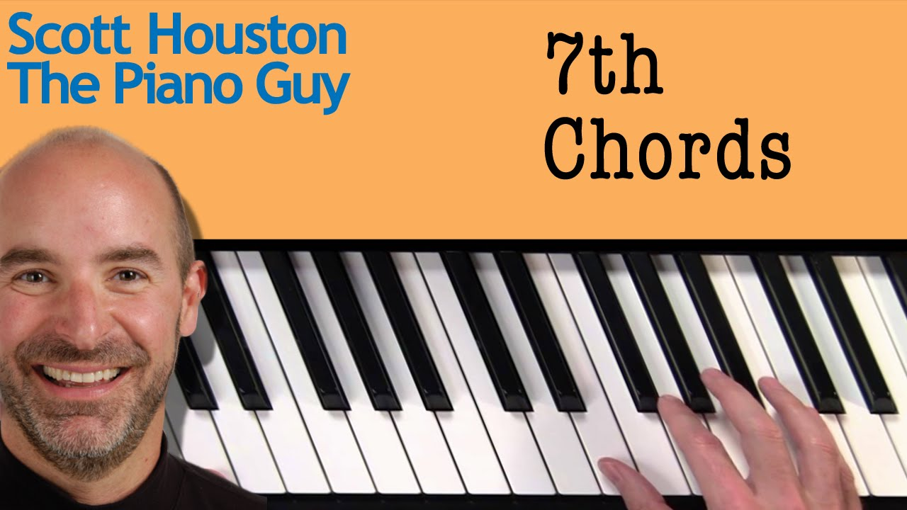 Piano chords 7th chords how to figure them out on a piano piano chords 7th chords how to figure them out on a piano hexwebz Choice Image