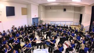 Westglades Middle School Concert Band: A Joyful Journey