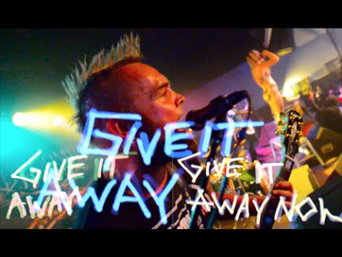 Give it Away (Red Hot Chili Peppers Cover) SUMO CYCO