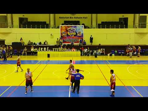 JCLG vs. TFCMI The Finals 4th QTR  20-10-2017 @ Qatar Sports Club