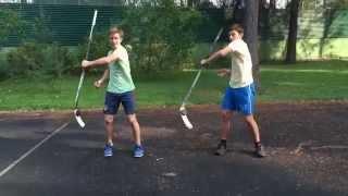 Hockey tricks  ,хоккейные трюки