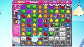 Candy Crush Saga level 1466