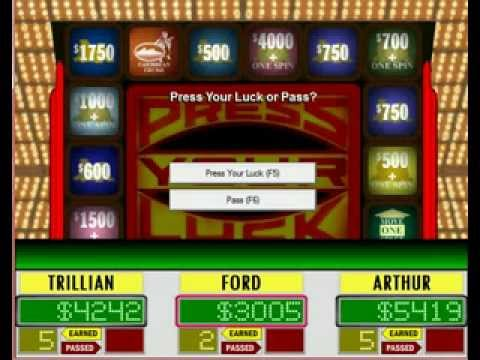 big bucks press your luck - photo #8