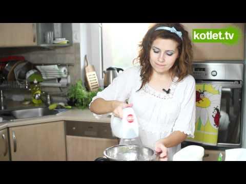 Jak zrobić budyniowy krem do tortu - KOTLET.TV