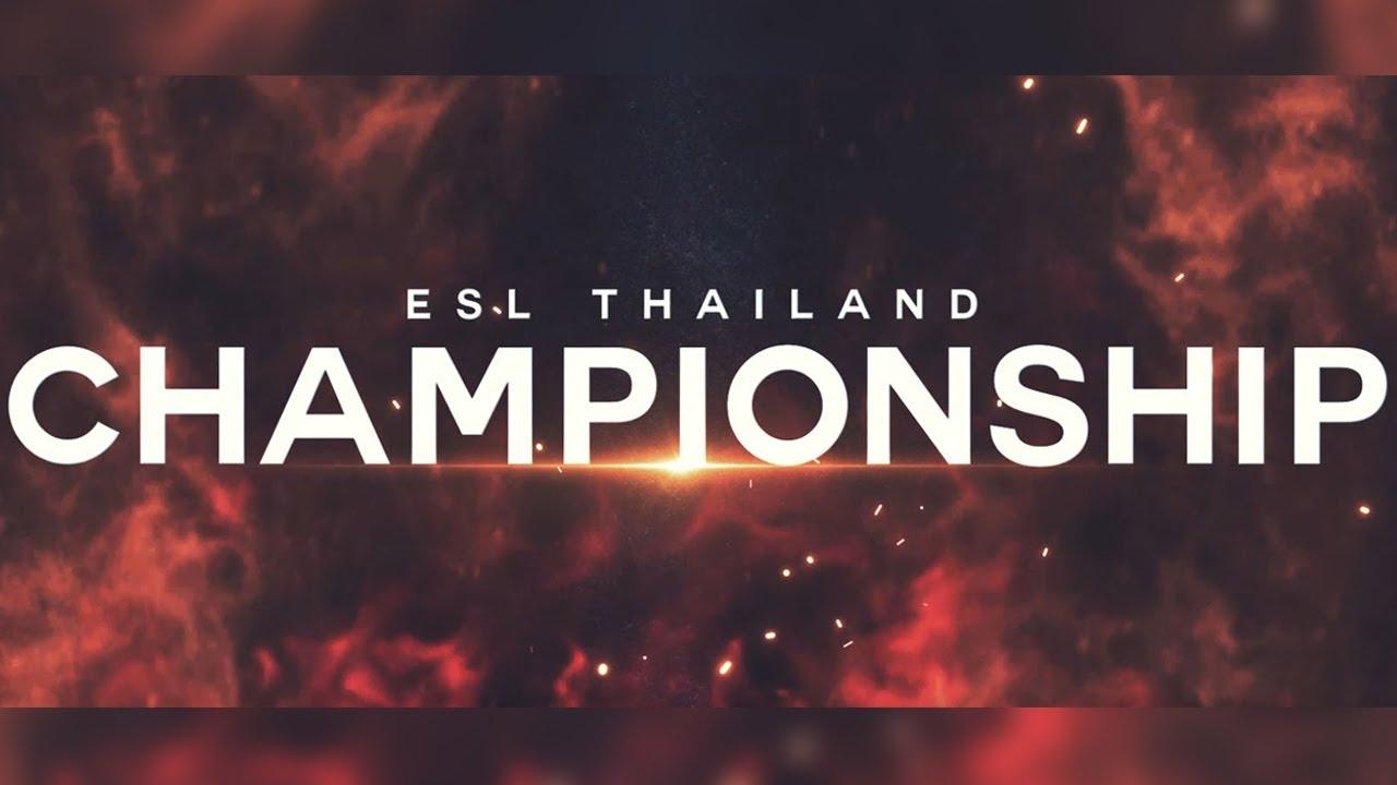 ESL Thailand Championship - Dota 2