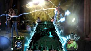 Guitar Hero Aerosmith PC Gameplay