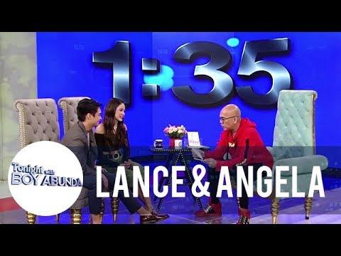 Fast Talk with Lance Carr and Angela Tungol | TWBA