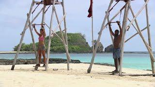 Statisk Robinsontävling sätter deltagarna på prov  – Robinson (TV4)