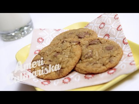 Best Soft Chocolate Chip Cookies (Mrs. Field's) | Americulinariska