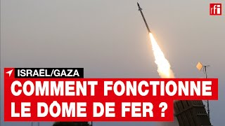 Israël/Gaza: Comment fonctionne le Dôme de fer ?