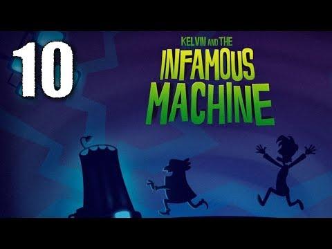 """Let´s Play """"Kelvin and the Infamous Machine"""" #10 (German/Deutsch) SOCKENDIEB! [HD+]"""