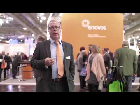 Enovos auf der E-world 2015