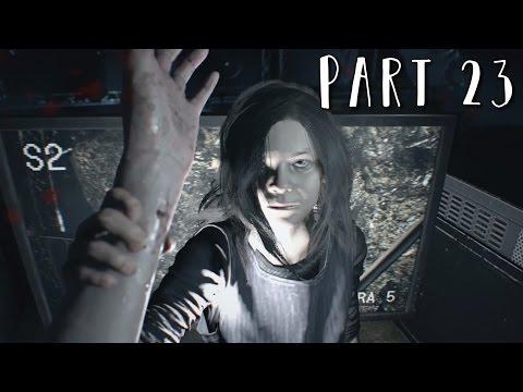 RESIDENT EVIL 7 Walkthrough Gameplay Part 23 - Captain's Cabin (RE7)