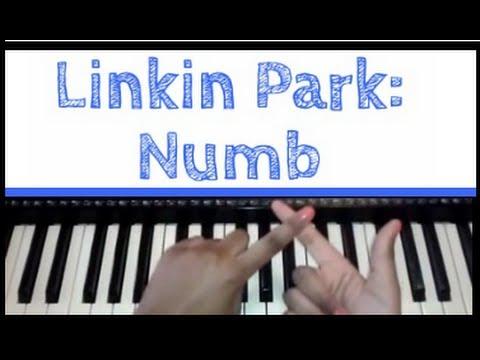 Linkin Park - Numb: Piano Tutorial