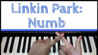 Linkin Park - Numb: Piano Tutorial
