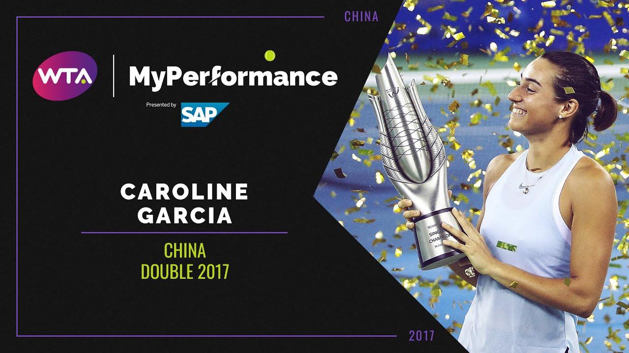 My Performance 360   Caroline Garcia & Louis Paul Garcia   2017 China Double