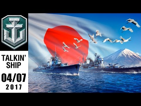Talkin' Ship - Pretty Awesome Japanese Weekend