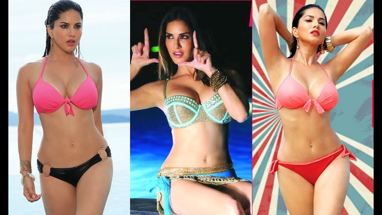 Bollywood Actress In Hot Bikini  Sunny Leone  Deepika -2450