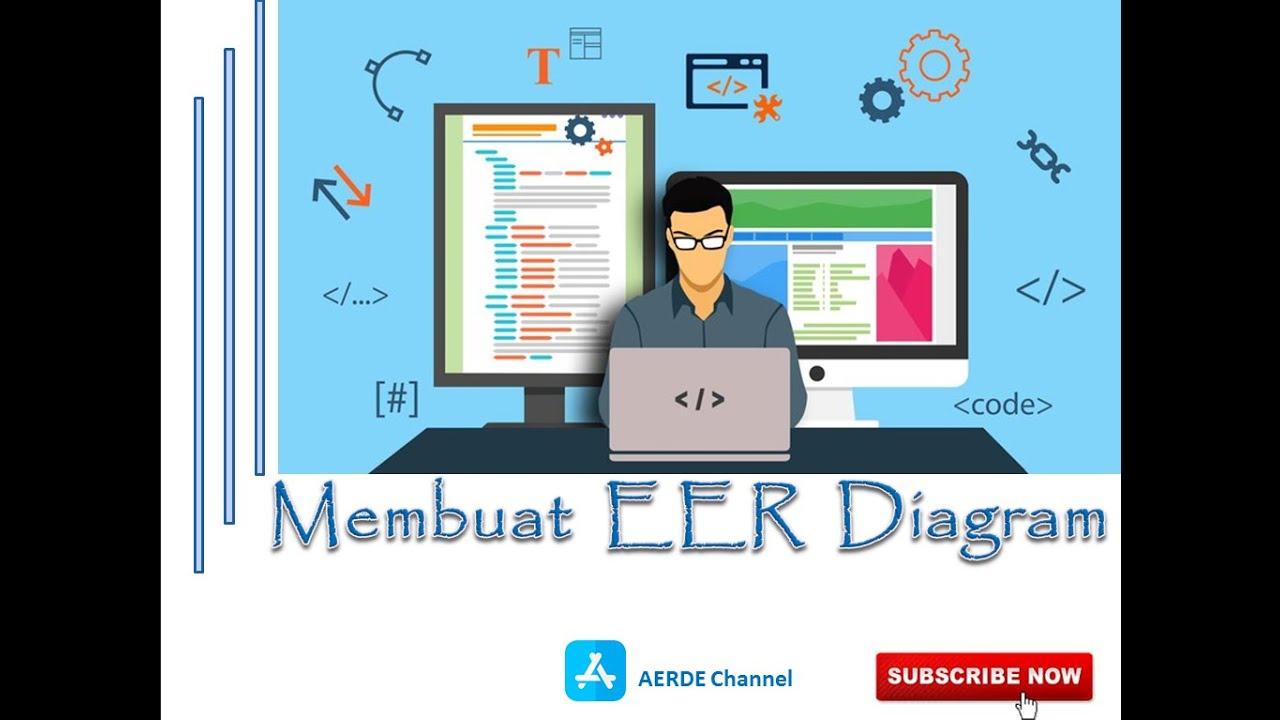 Membuat EER DIAGRAM | Ep. 1 Database Bengkel Mobil - YouTube