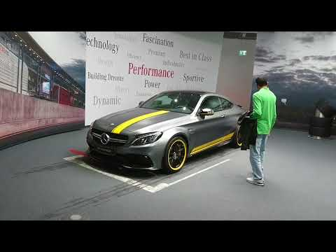 A tour of the main Mercedes-Benz dealership in Stuttgart Germany