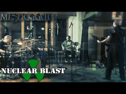 MESHUGGAH - Recording Live: The Violent Sleep Of Reason (OFFICIAL INTERVIEW)