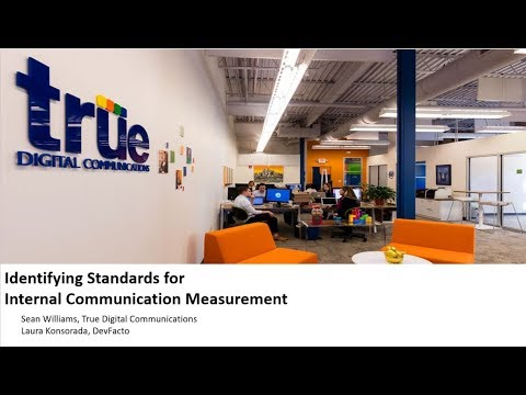 What To Measure  Identifying Standards For Internal Communication Measurement