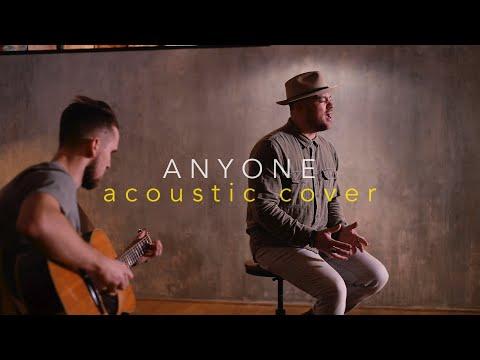 Demi Lovato - Anyone (Acoustic Cover) by Ricky Braddy