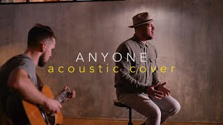 Download Demi Lovato - Anyone (Acoustic Cover) by Ricky Braddy