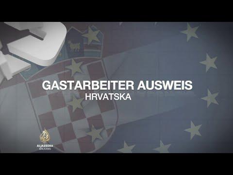 Al Jazeera Objektiv: Gastarbeiter Ausweis - Hrvatska