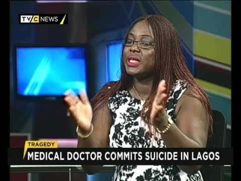Medical Doctor commits suicide in Lagos |Vicky Omifolaji