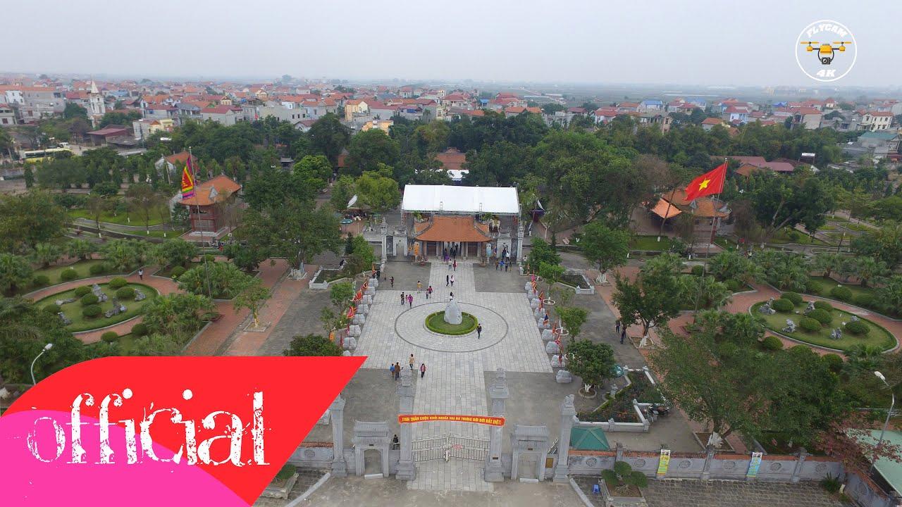Hai Ba Trung Temple – Me Linh – Hanoi – Vietnam