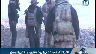 القوات الحكومية توسع سيطرتها على أحياء شرقي الموصل