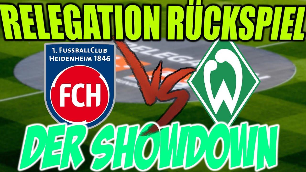 RГјckspiel Relegation