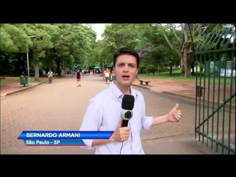 Polícia investiga morte de jovem encontrada no Ibirapuera