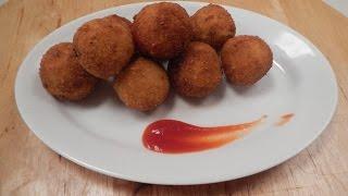 Malai Chicken Balls ..