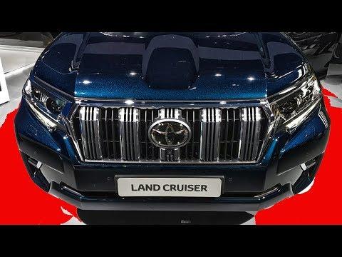 Новый ПРАДО, который ВСЕ ХОТЯТ, но НЕ БУДУТ покупать. Toyota Prado 2018 и взгляд в будущее с BOSCH