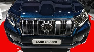видео Тойота Ленд Крузер 200 2017-2018 в новом кузове