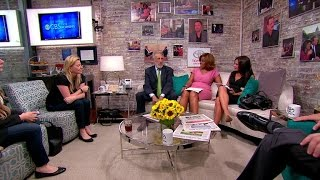 George Zimmer reveals how he came up with Men's Wearhouse slogan