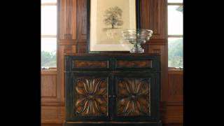 Hooker Furniture's Chests, Credenzas And Consoles