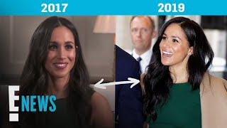 Meghan Markle Recycles Her Engagement Dress 2 Years Later | E! News
