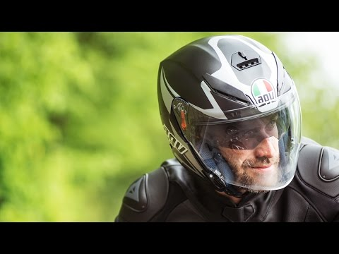 K 5 Jet The New Maxi Jet From Agv Youtube