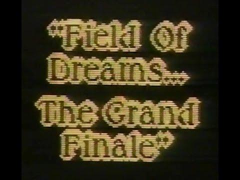 Fulton County Stadium Field Of Dreams The Grand Finale