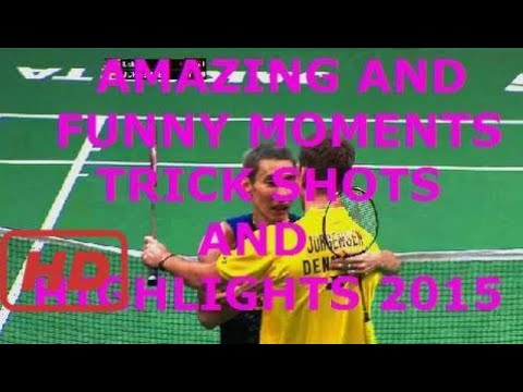 Love Badminton | BADMINTON AMAZING AND FUNNY MOMENTS, CRAZY TRICK SHOTS AND HIGHLIGHTS - BWF 201